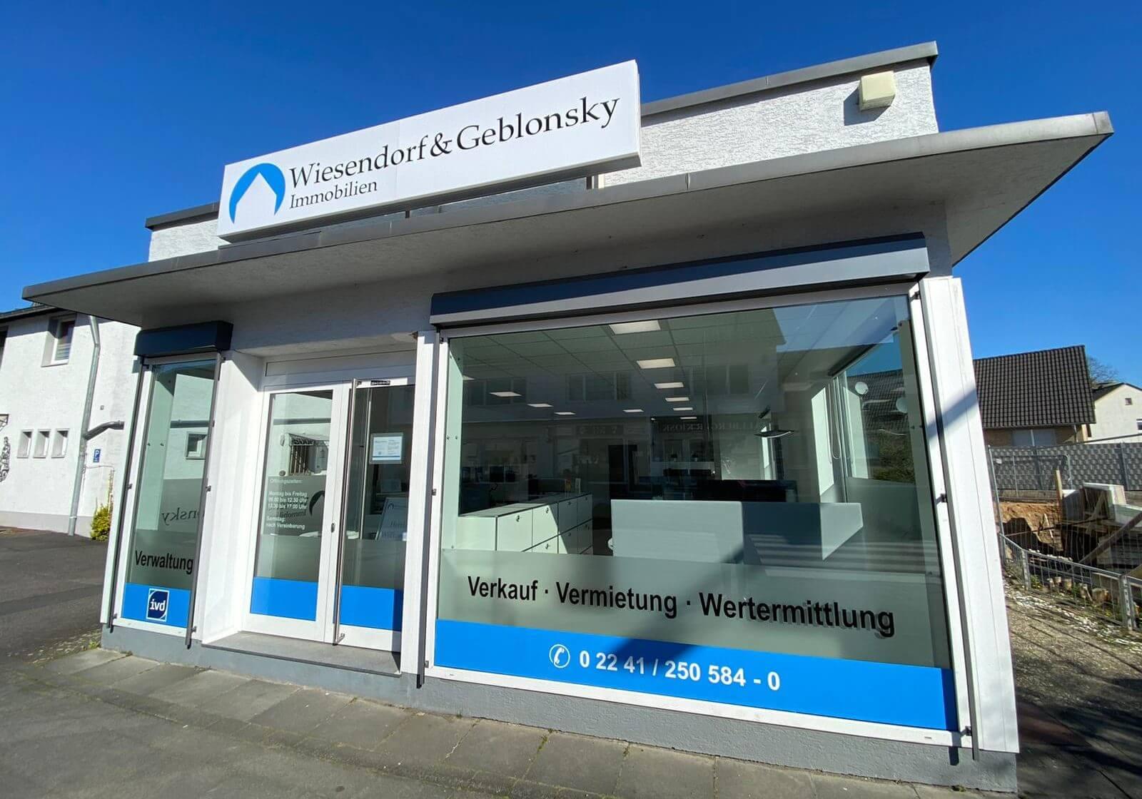 Immobilien Siegburg-Bonn