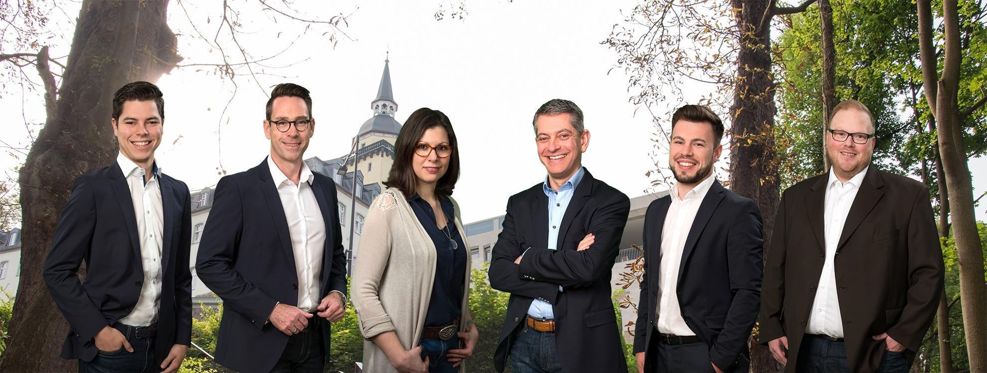 Team Wiesendorf & Geblonsky Immobilien für Siegburg und Linz