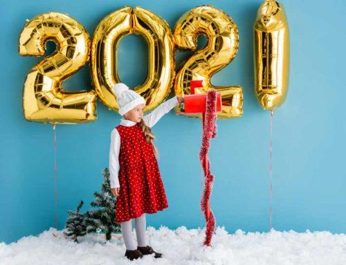 Mit uns ins neue Jahr 2021